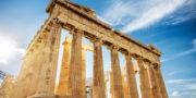 The Parthenon gave me a real sense of sacred awe