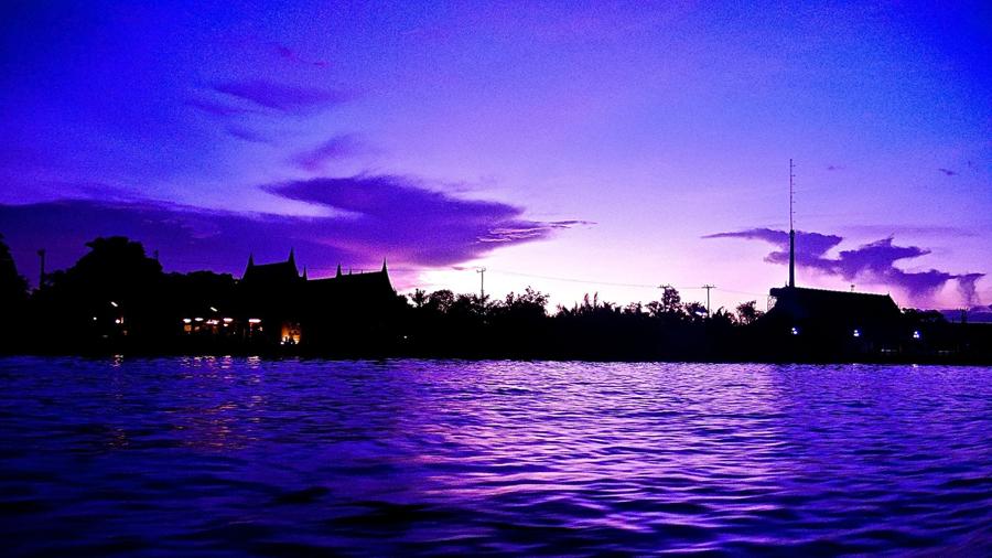Views on a Firefly-Spotting Tour Outside Bangkok