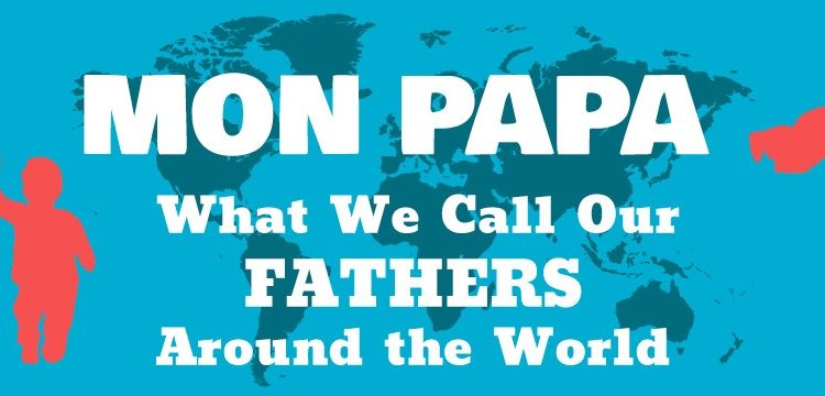 What we call our fathers around the world