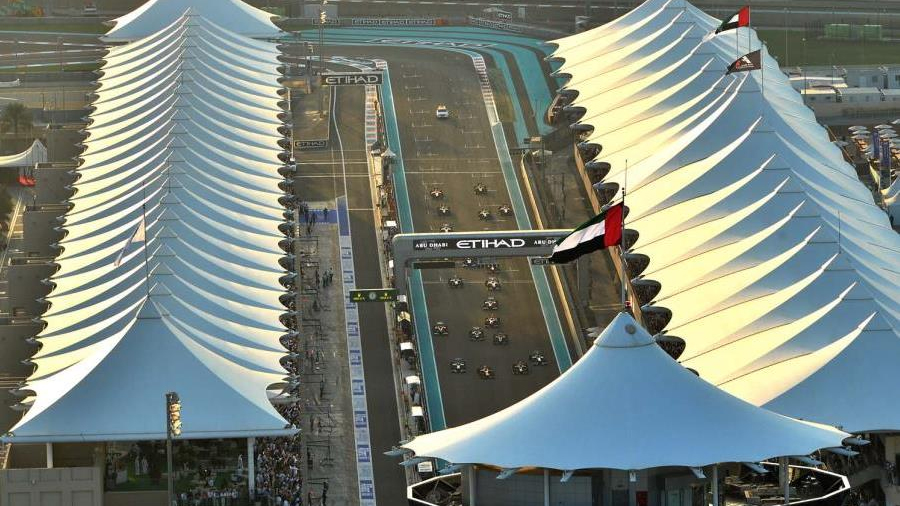 A traveller's guide to the Abu Dhabi Grand Prix