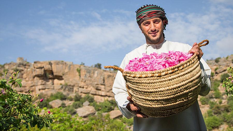 Amazing hospitality in Oman