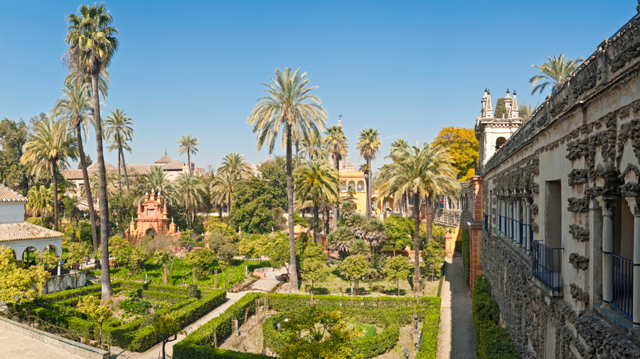 Barrio Santa Cruz, at the very heart of Seville