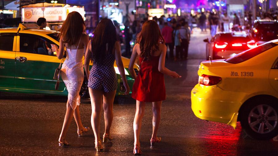 Chiang Mai night clubbing
