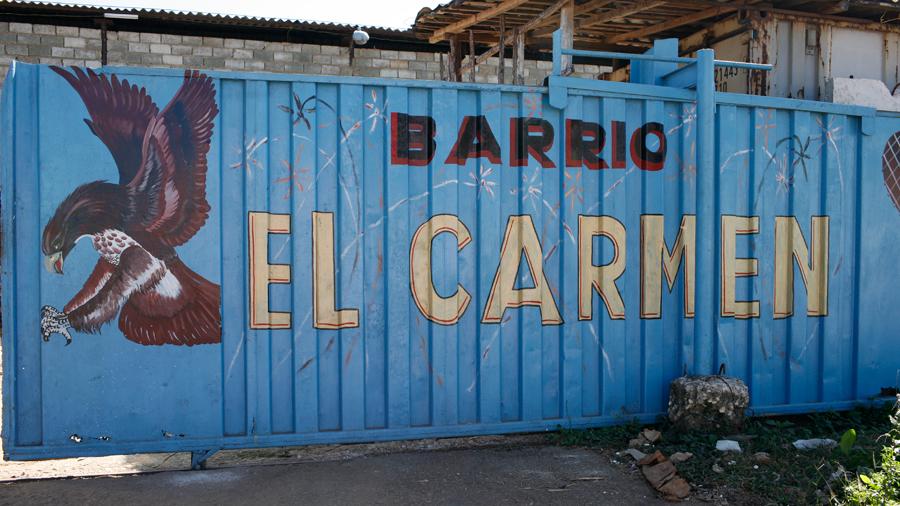 El Carmen workshop