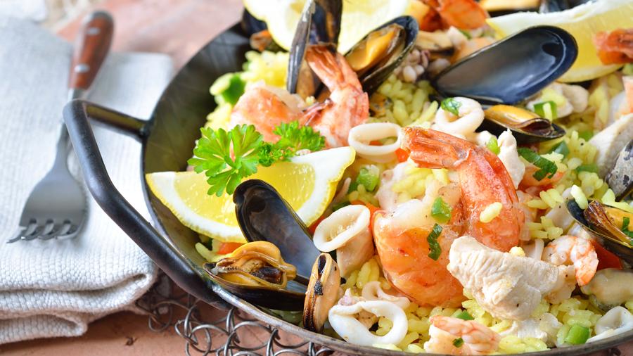 Memorable meals in the Algarve