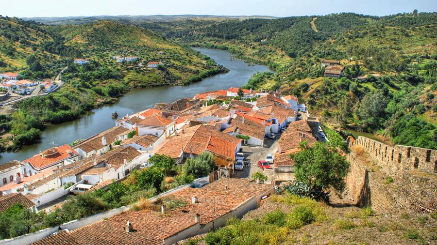Roman outpost in the Algarve