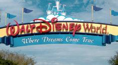 Walt Disney World Banner