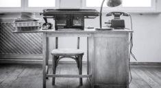 Oskar Schindler's office in the Krakow enamel factory