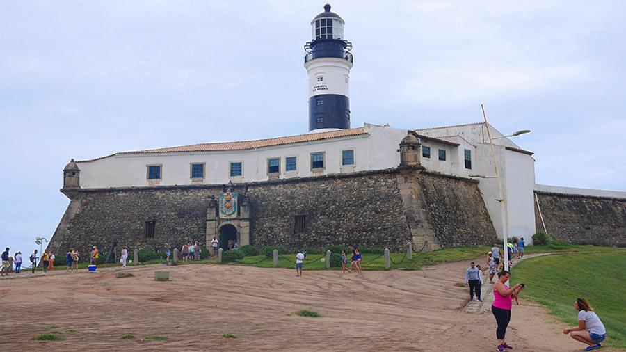 Da Barra Lighthouse and Museum, Brazil