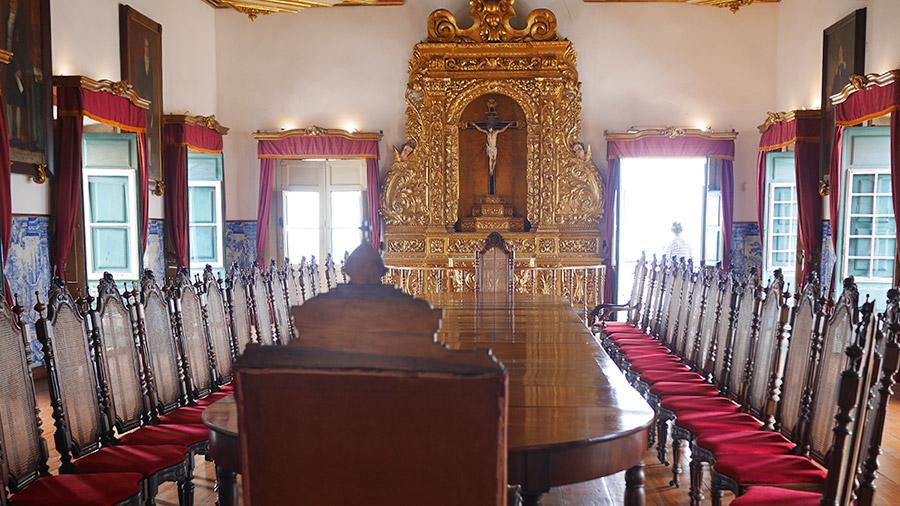 Misericordia Museum, Pelourinho, Brazil